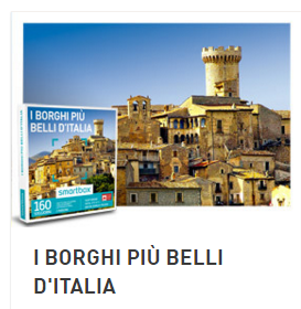 I borghi più belli d'Italia - SmartBox