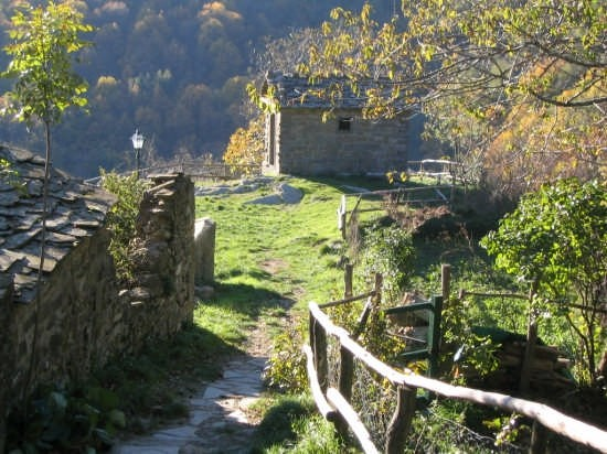 La chiesa della Rocca Ricciarda