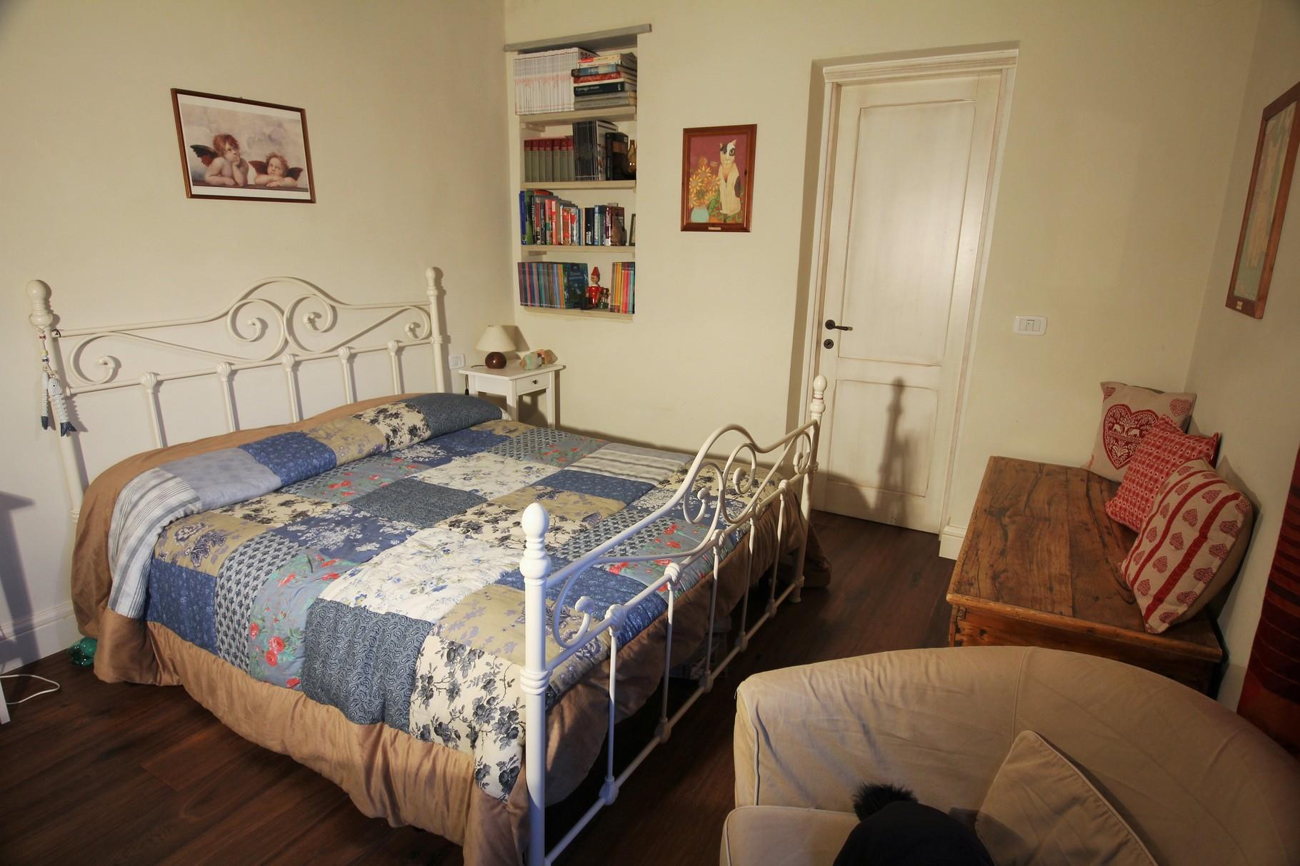La camera del BB in stile shabby chic