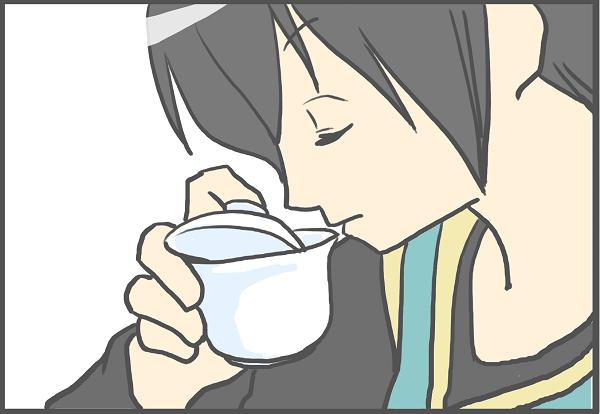 蓋碗で飲む2