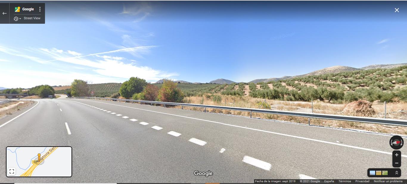 Google Maps en septiembre de 2019.
