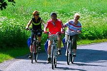 Fahrradreisen in Masuren und anderen Regionen in Polen und Europa
