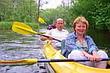 Individuelle Kanu- oder Kajakfahrten auf der Krutynia, Masuren, Polen
