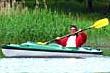 Individuelle Kanu- oder Kajakfahrten auf der Czarna Hancza und dem Augustów-Kanal, Masuren, Polen