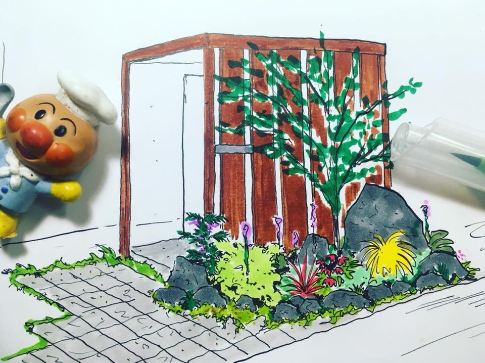 新築戸建 外構のデザイン