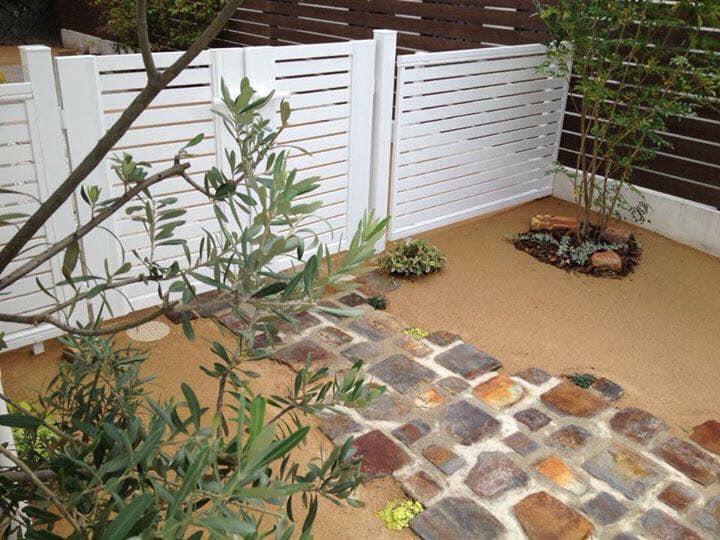 ガーデンアプローチです。