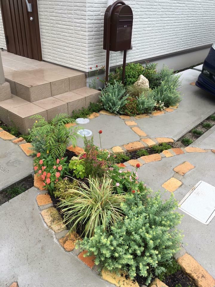 新築 お庭 マイホーム 広島市西区 外構 エクステリア 広島