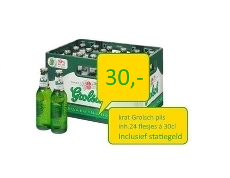 gekoeld-Grolsch-bier-bestellen-laten-bezorgen-hengelo-Enschede-Borne-Deurningen-Oldenzaal