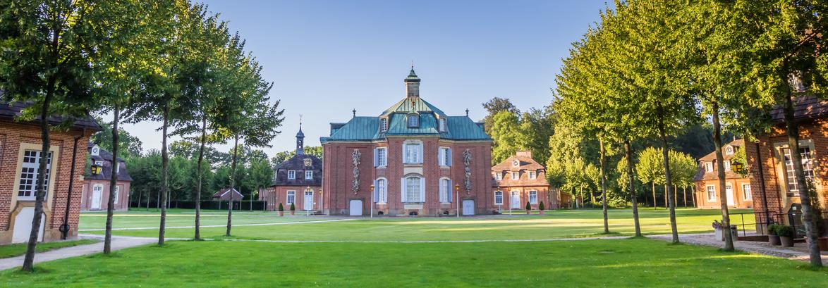 Barockes Jagdschloss Clemenswerth