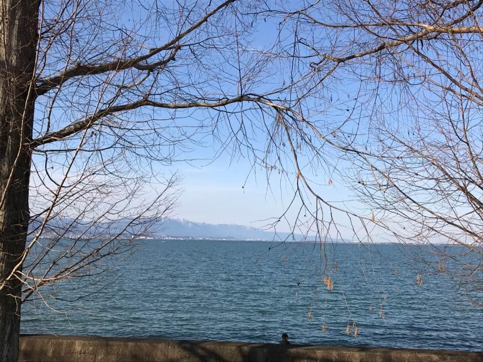 近江八景に出会う南湖一周・リトルビワイチ(7h)