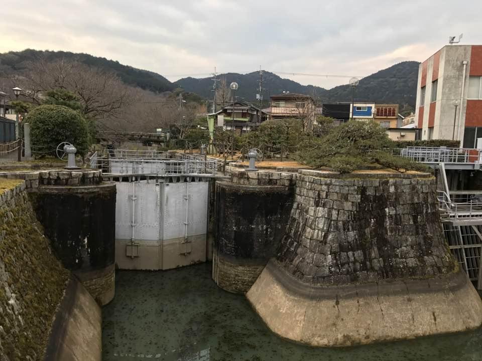 琵琶湖疏水をめぐる近代遺産散走2 琵琶湖~南禅寺・水路閣(7h)