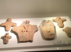 三内丸山遺跡で発見された土偶