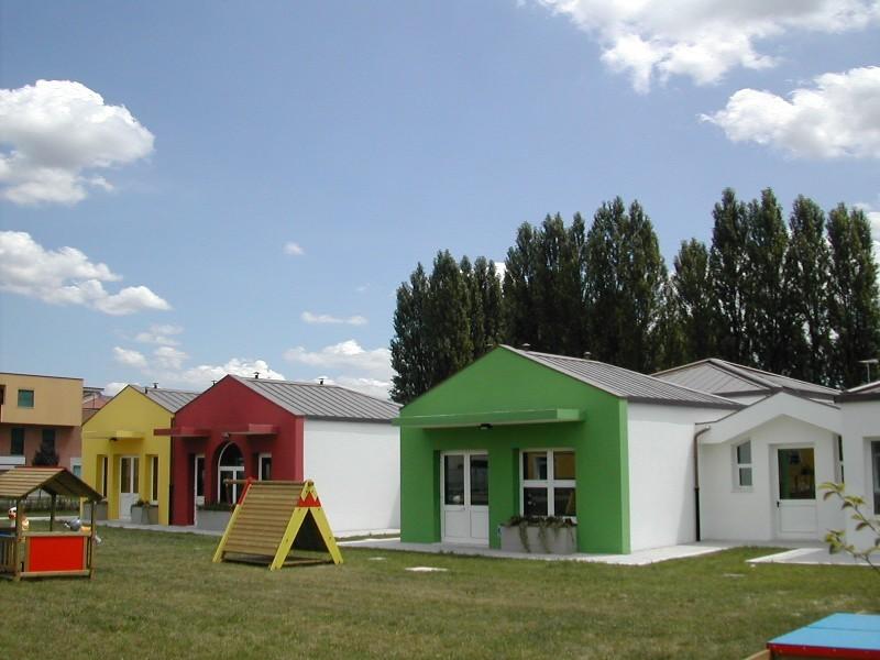 Nuova scuola materna di Cadoneghe