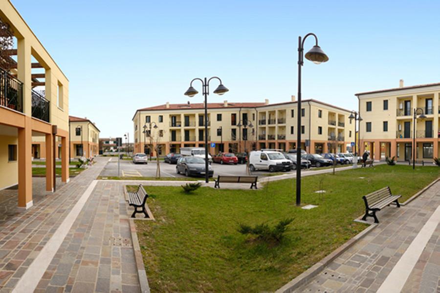 Lottizzazione a Villanova di Camposampiero