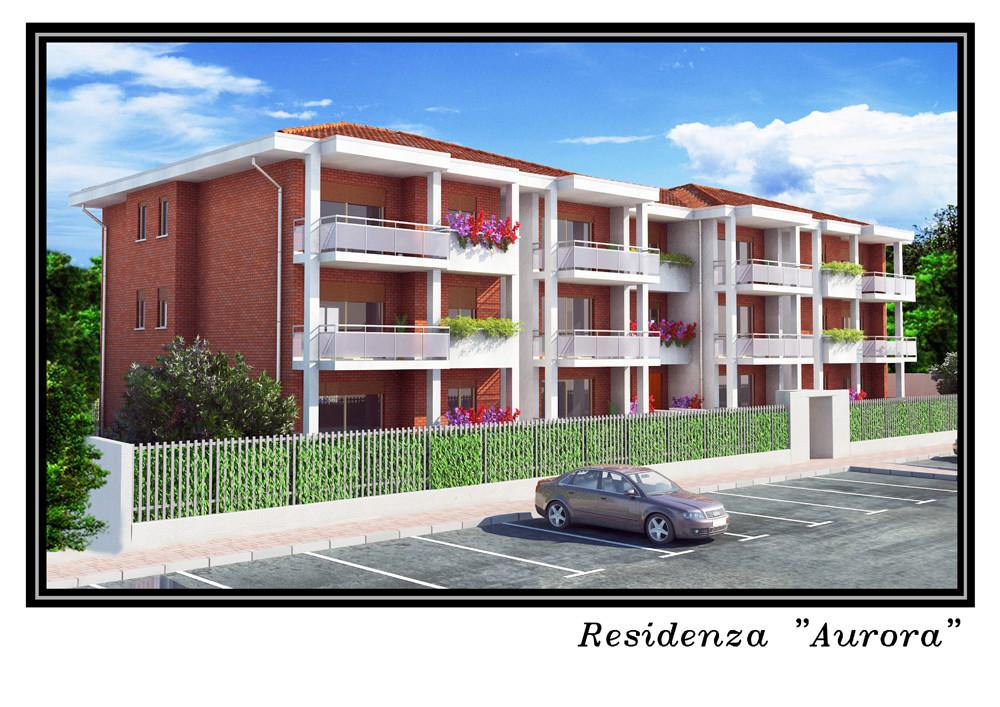 Nuovo edificio residenziale a Castano Primo (MI)