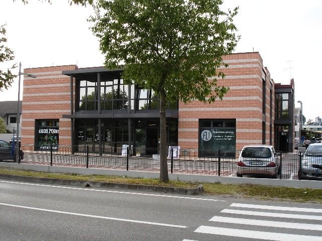 Ampliamento edificio direzionale a Vigonza