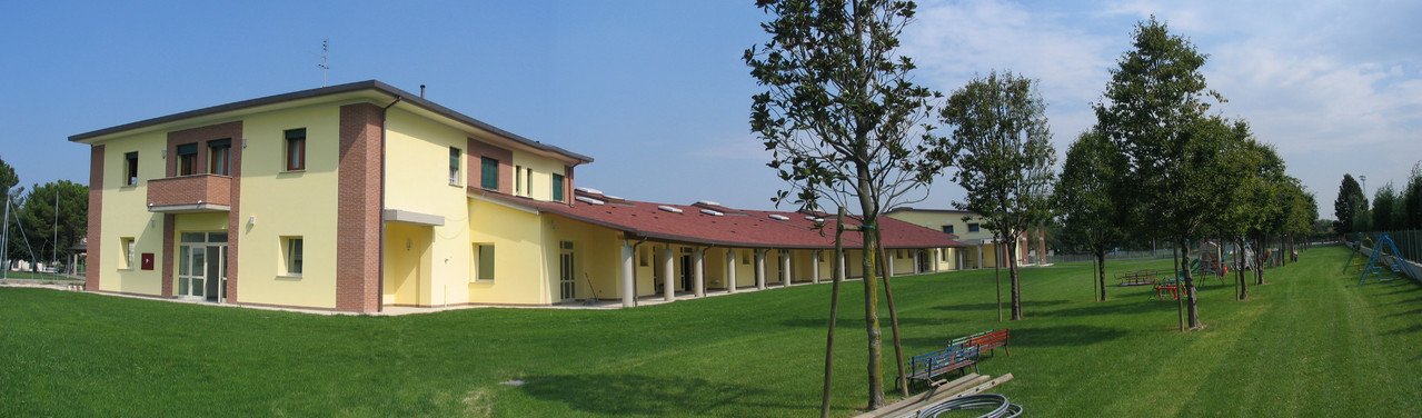 Nuova scuola materna di Villatora