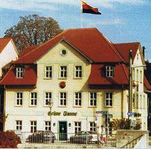 """Die """"Tanne"""" in Jena - Hier wurde die Urburschenschaft und jetzt auch die ADB gegründet"""