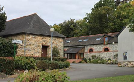 Salle de la Touche Ablin, Cesson-Sévigné