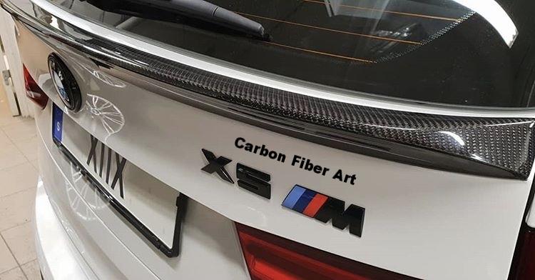 bmw x5m f85 тюнинг карбон