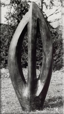 3-teilig Bronze 82 x 35 cm