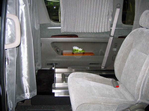 日産 エルグランド 霊柩車