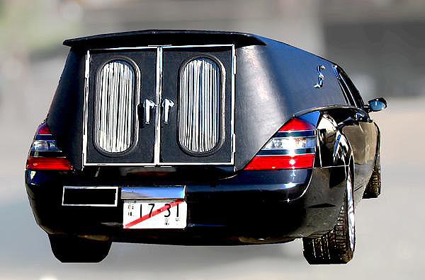 メルセデスベンツ 霊柩車
