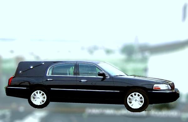 リンカーン 霊柩車