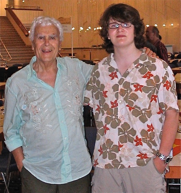 some years ago... (mit Charlie Mariano)