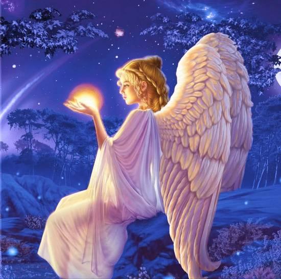 Eccezionale IMMAGINI DEGLI ANGELI - L' Arcangelo Michele ti parla Medium  AH32