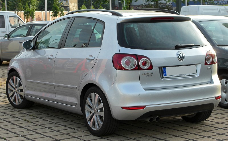 Golf Plus TDI