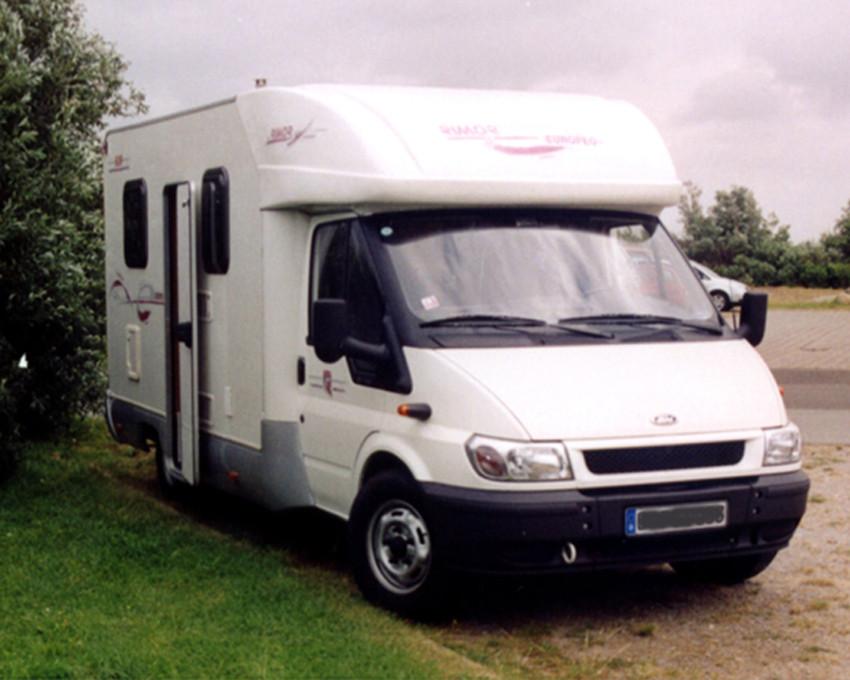 Unser Miet-Wohnmobil für die Norwegentour