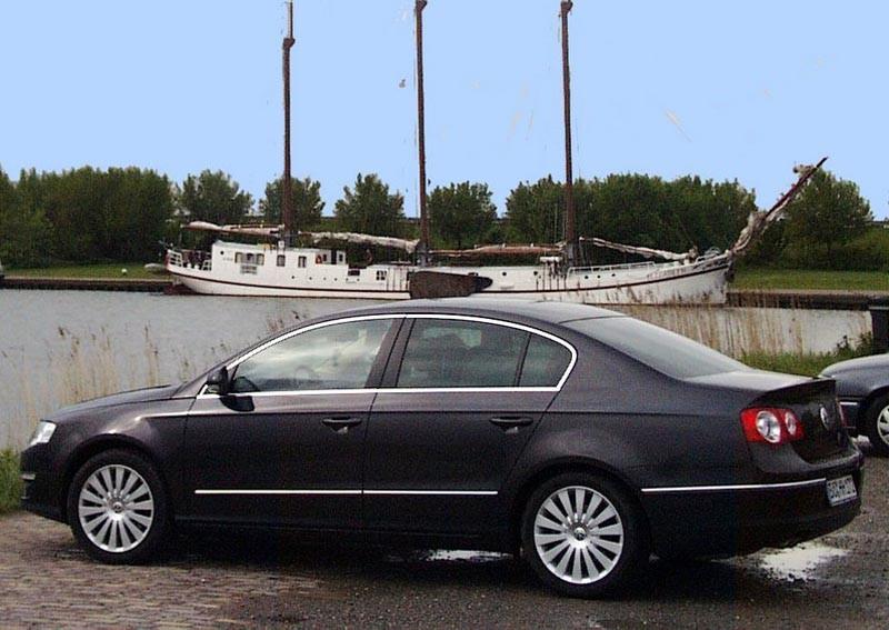 VW Passat - das Folgemodell unseres ersten Passat