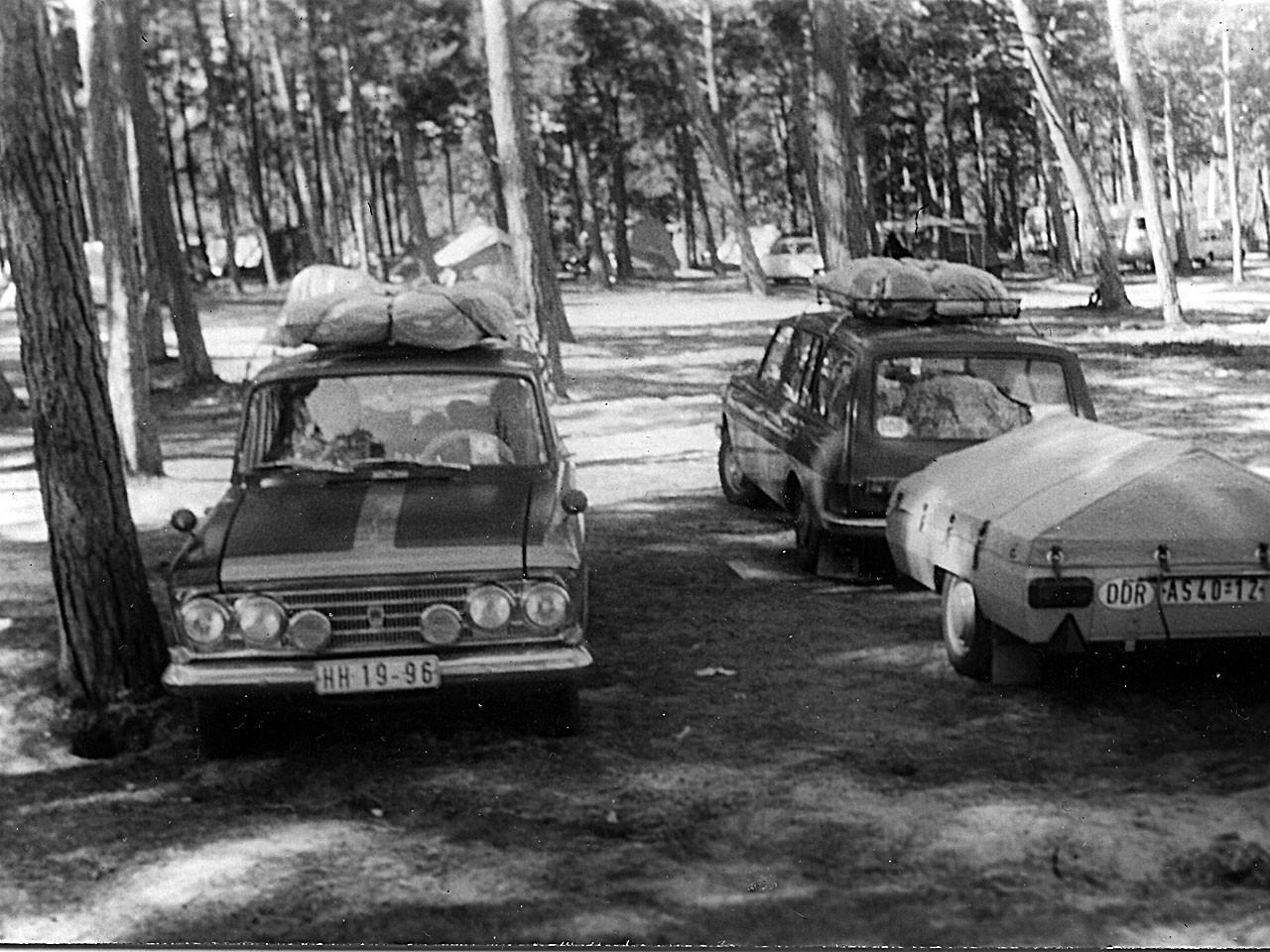 Fahrt nach Masuren 1976