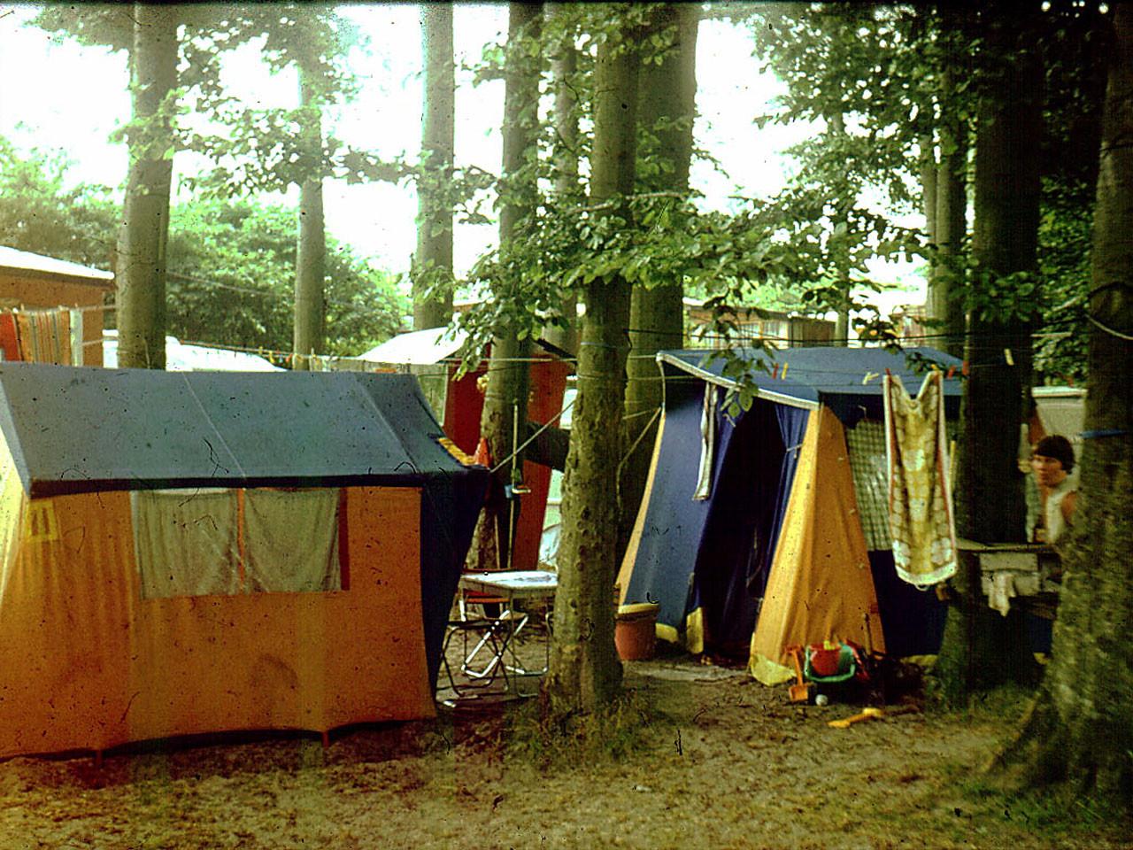 Urlaub auf dem Campingplatz Ückeritz (Usedom)