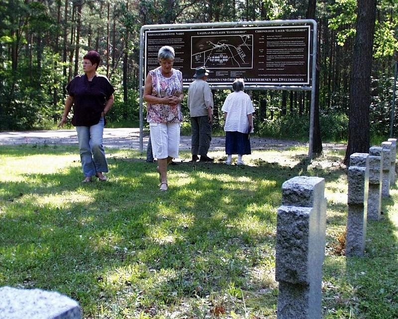 Kriegsgräberstätte Nardt bei Hoyerswerda
