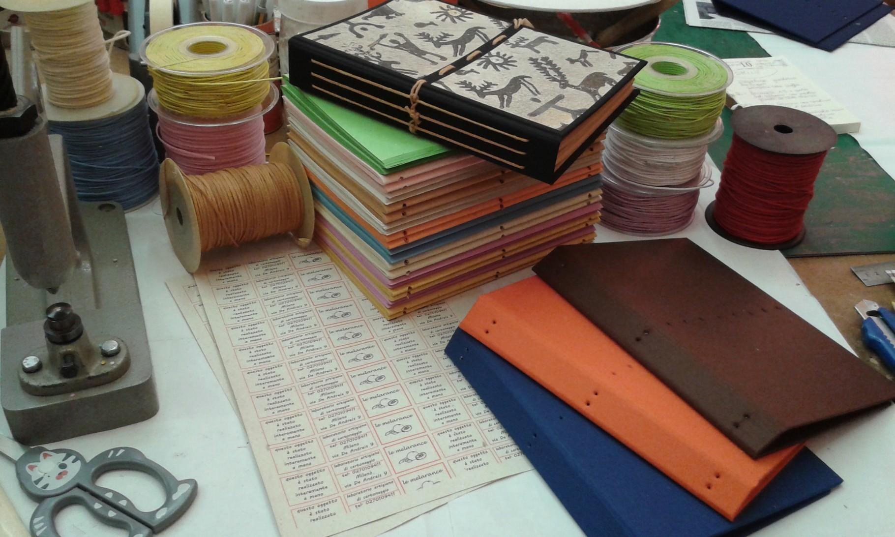 Lavorazioni di ogni genere di carta