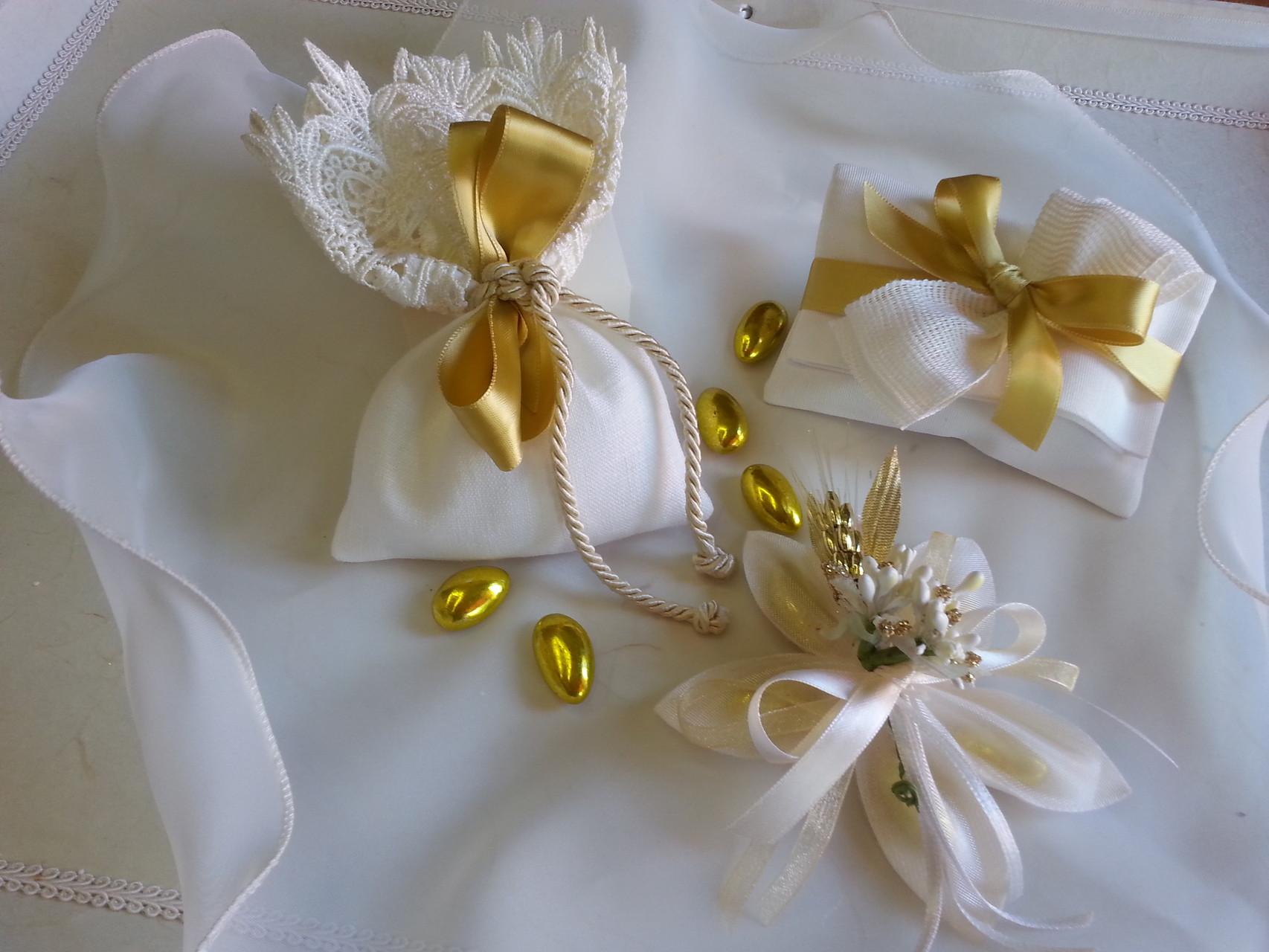 Altri modelli di bomboniera per il 50° anniversario di nozze