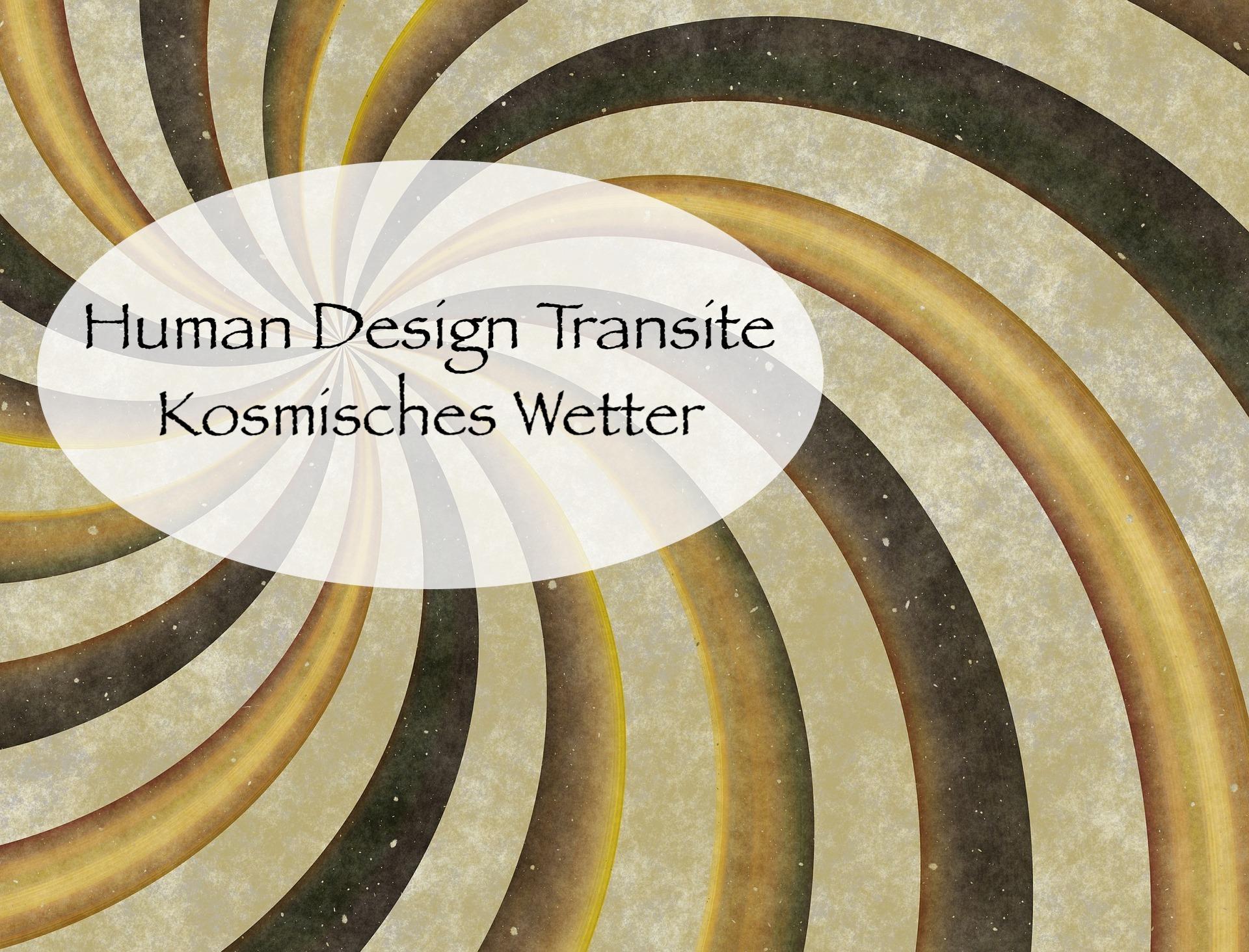Was sind Human Design Transite?
