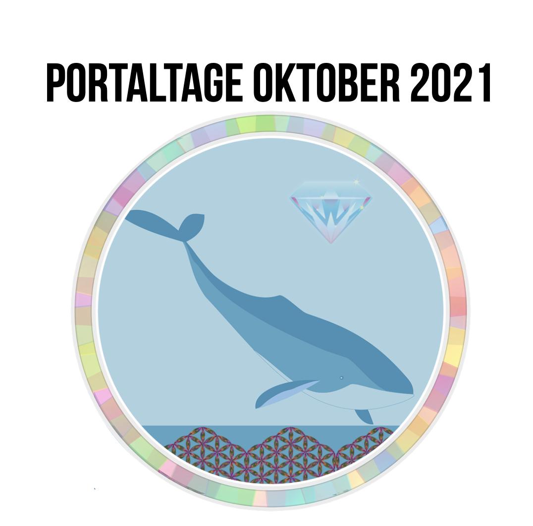 Portaltage im Oktober 2021