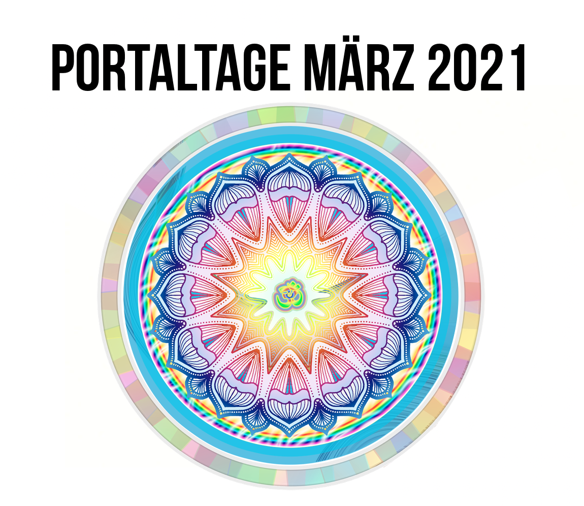 Portaltage im März 2021