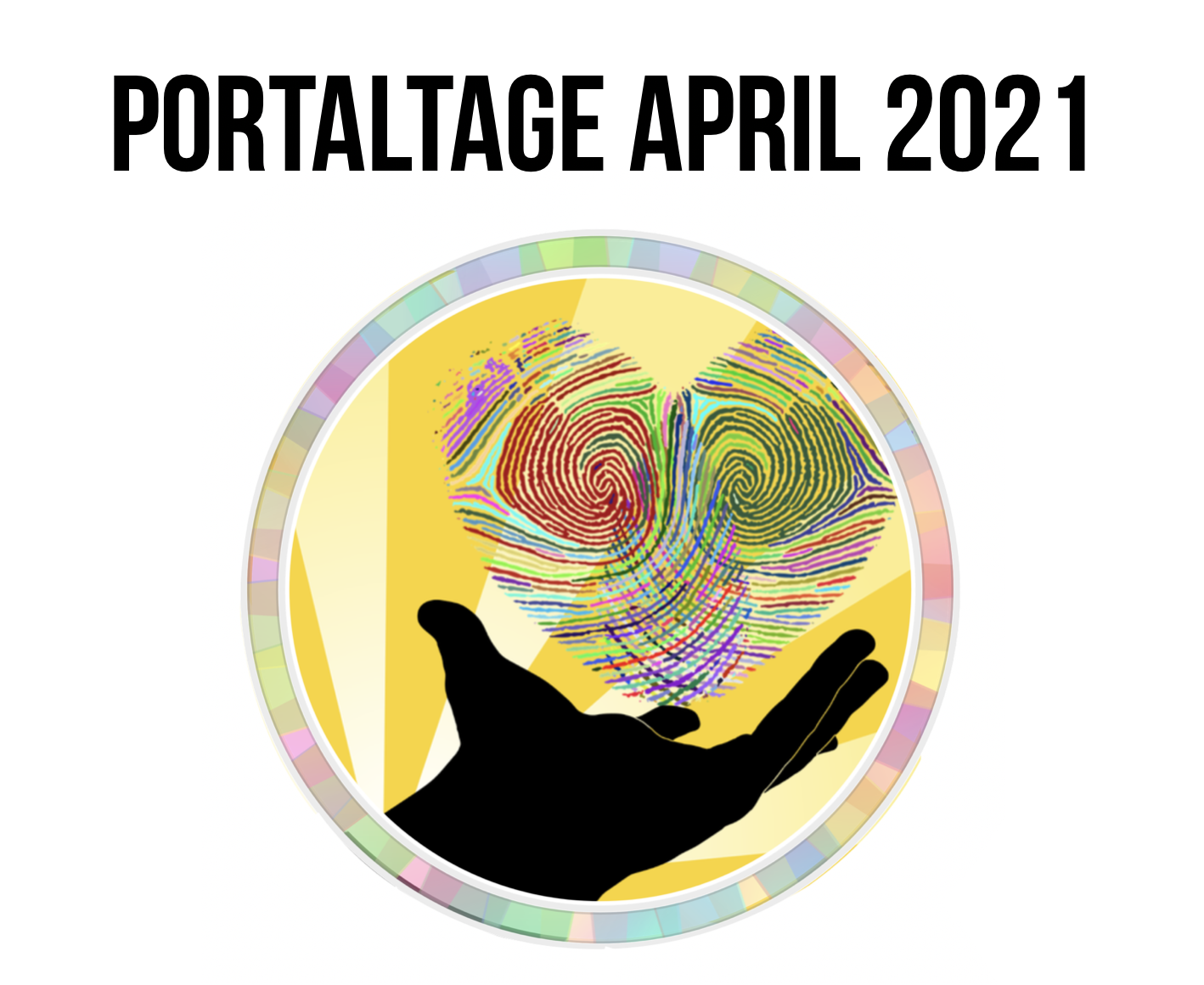 Portaltage im April 2021