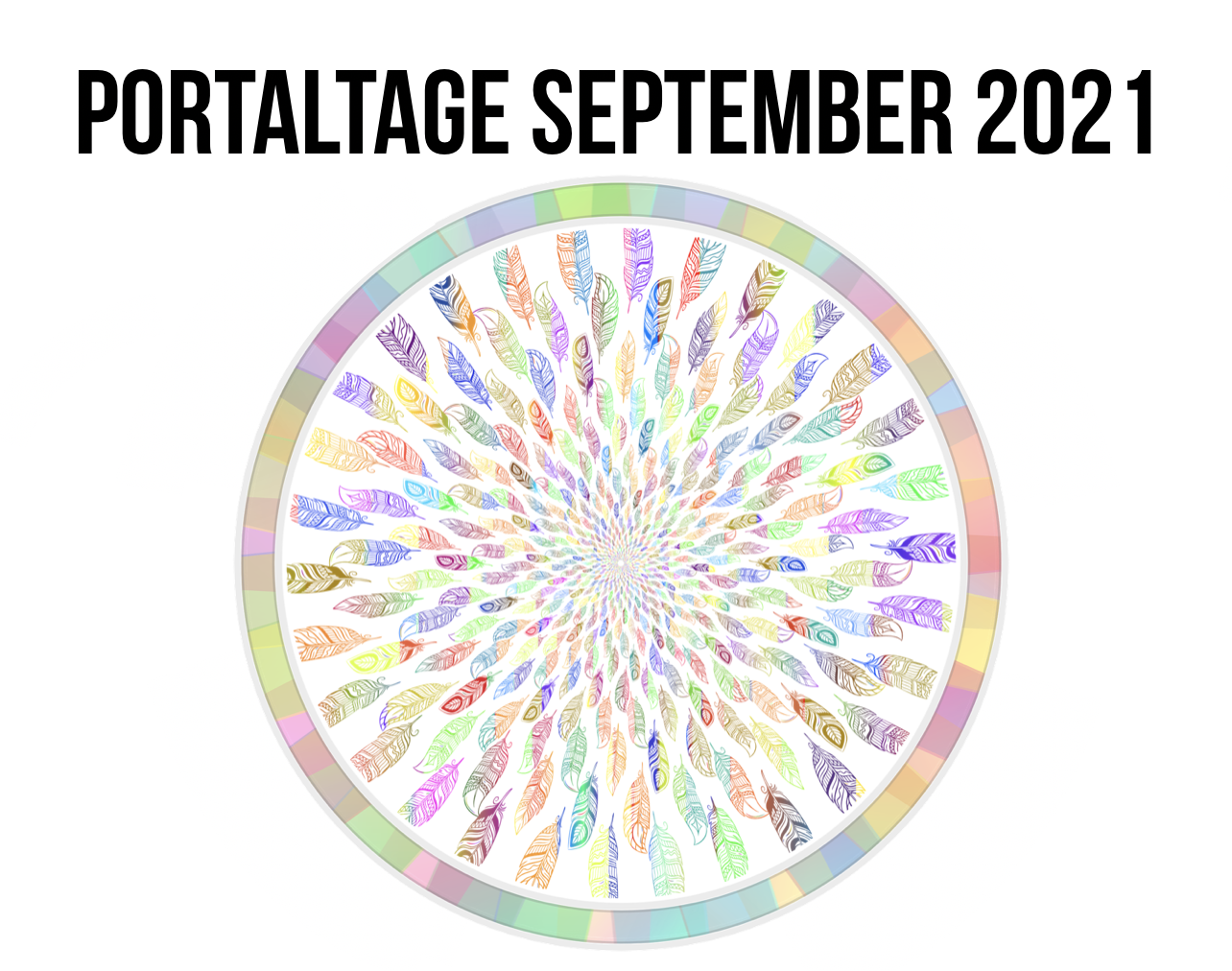 Portaltage im September 2021
