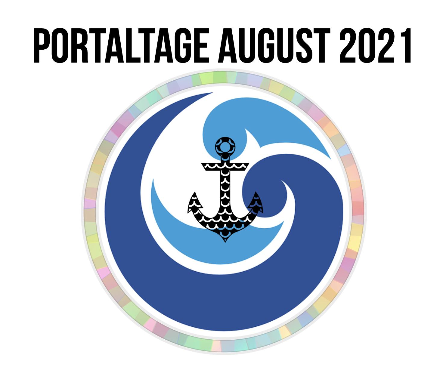 Portaltage im August 2021
