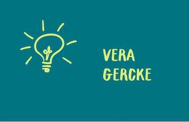 Mediatorin Vera Gercke