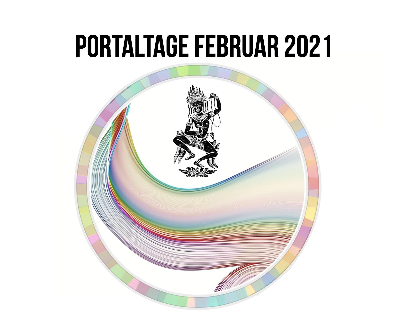 Portaltage im Februar 2021