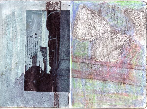 sketchbook projekt new york; Ginko, 2013