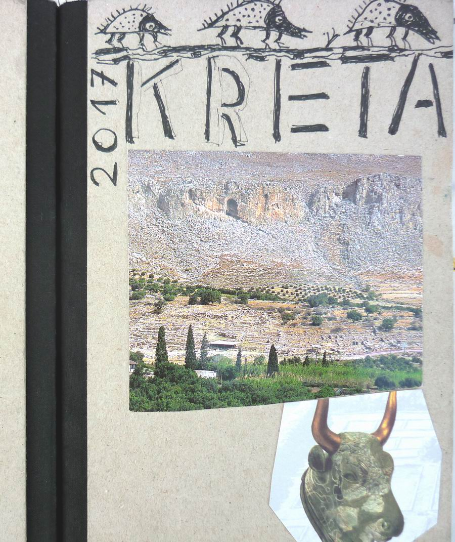 2017_Skizzenbuch Kreta