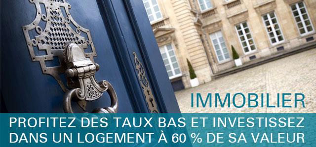 Intérêt d'acheter en nue-propriété à Paris