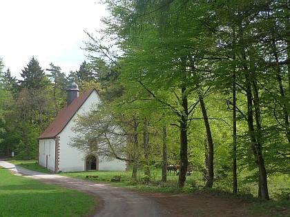Kreuzkapelle bei Frammersbach